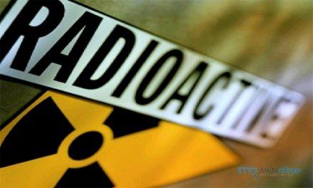 радиоактивная нагрузка